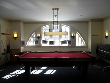 Reserve Space Center For Jewish Life - Princeton pool table